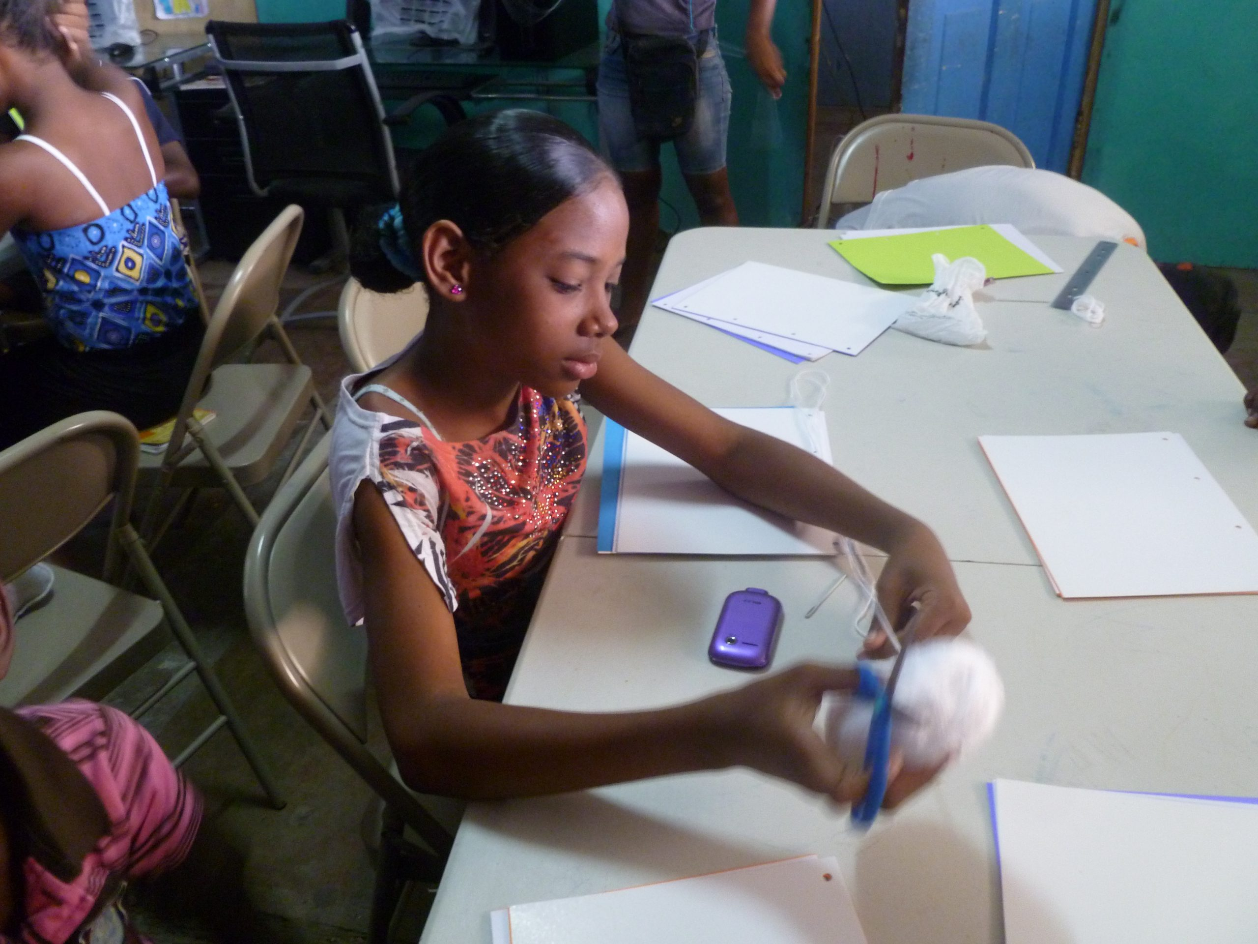 Bookbinding Workshops in Coco Solo