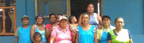 Proyecto SUELO - conexión comunitaria en El Arrimadero. Making community connections in El Arrimadero