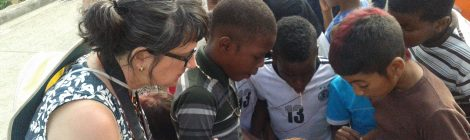 SUELO Part 1: Claire Pentecost & Brian Holmes in Panama - Colón - Panamá