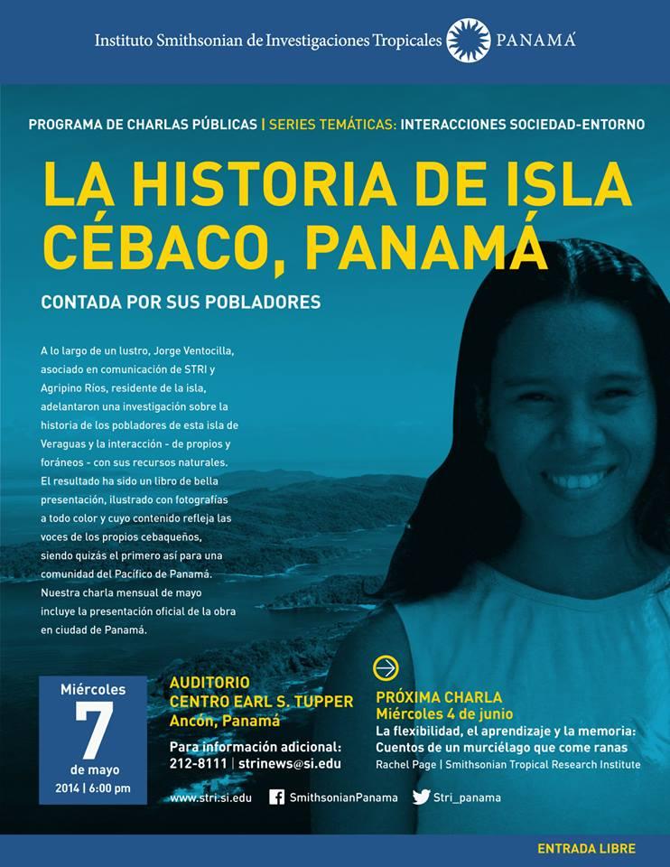Historia de la Isla de Cébaco