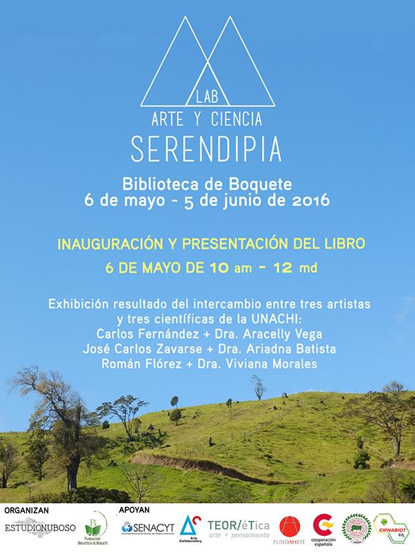 La expo SERENDIPIA viaja a Boquete // SERENDIPIA comes to Boquete, Chiriquí