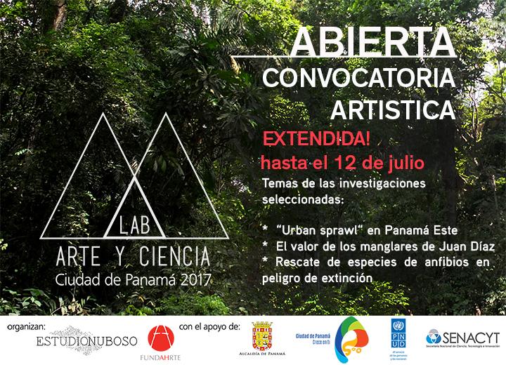 Nueva fecha límite para la convocatoria artística: 12 de julio