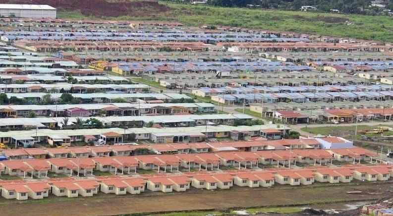 LAB 2017: Mitigación de los problemas asociados al crecimiento urbano descontrolado